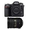Nikon D500 + AF-S DX 18-200 mm f/3.5-5.6G ED VR II | Garantie 2 ans