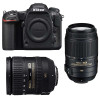 Nikon D500 + AF-S DX 16-85 mm f/3.5-5.6G ED VR + AF-S DX 55-300 mm f/4.5-5.6 G ED VR | 2 Years Warranty