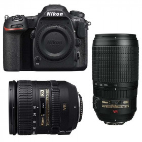 Nikon D500 + AF-S DX 16-85 mm f/3.5-5.6G ED VR + AF-S 70-300 mm f/4.5-5.6 G IF-ED VR