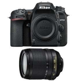 Nikon D7500 + AF-S DX 18-105 mm f/3.5-5.6G ED VR   2 Years Warranty