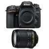 Nikon D7500 + AF-S DX 18-105 mm f/3.5-5.6G ED VR | Garantie 2 ans