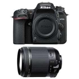Nikon D7500 + Tamron 18-200 mm F/3.5-6.3 Di II VC