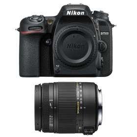 Nikon D7500 + Sigma 18-250 mm f/3,5-6,3 DC MACRO OS HSM