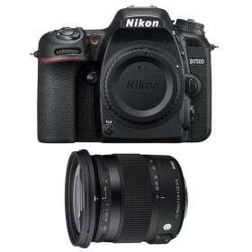 Nikon D7500 + Sigma 17-70 mm f/2,8-4 DC Macro OS HSM Contemporary