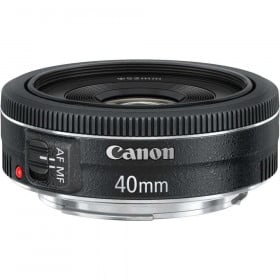 Canon EF 40mm F2.8 STM | 2 Years Warranty