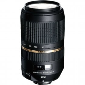 Tamron SP AF 70-300 mm f/4-5.6 Di VC USD | Garantie 2 ans
