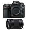 Nikon D7500 + Sigma 18-300 mm f/3,5-6,3 DC OS HSM Contemporary | 2 Years Warranty