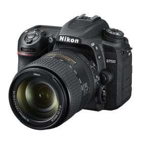 Nikon D7500 + AF-S DX 18-300 mm f/3.5-6.3G ED VR