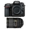 Nikon D7500 + AF-S DX 18-300 mm f/3.5-5.6G ED VR | 2 años de garantía