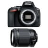 Nikon D5600 + Tamron 18-200 mm F/3.5-6.3 Di II VC | Garantie 2 ans