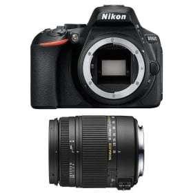 Nikon D5600 + Sigma 18-250 mm f/3,5-6,3 DC MACRO OS HSM   2 Years Warranty