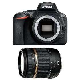 Nikon D5600 + Tamron AF 18-270 mm f/3.5-6.3 Di II VC PZD