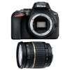 Nikon D5600 + Tamron SP AF 17-50 mm f/2,8 XR Di II LD   2 Years Warranty