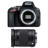 Nikon D5600 + Sigma 18-300 mm f/3,5-6,3 DC OS HSM Contemporary Macro   Garantie 2 ans