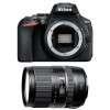 Nikon D5600 + Tamron 16-300 mm f/3.5-6.3 Di II VC PZD MACRO | 2 Years Warranty