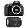 Nikon D5600 + AF-S DX 18-300 mm f/3.5-6.3G ED VR | Garantie 2 ans