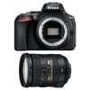 Nikon D5600 + AF-S DX 18-200 mm f/3.5-5.6G ED VR II | Garantie 2 ans