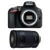 Nikon D5600 + Tamron 18-400mm f/3.5-6.3 Di II VC HLD | 2 Years Warranty