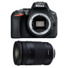 Nikon D5600 + Tamron 18-400mm f/3.5-6.3 Di II VC HLD | Garantie 2 ans