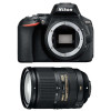 Nikon D5600 + AF-S DX 18-300 mm f/3.5-5.6G ED VR | 2 Years Warranty