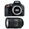 Nikon D5600 + AF-S DX 18-300 mm f/3.5-5.6G ED VR | Garantie 2 ans