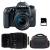 Canon EOS 77D + EF-S 18-55mm f/4-5.6 IS STM + Sigma 70-300 mm f/4-5,6 DG Macro + Sac + SD 4Go