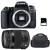 Canon EOS 77D + Sigma 18-200 OS HSM Contemporary + Bolsa + SD 4Go
