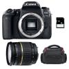Canon EOS 77D + Tamron SP AF 17-50 f/2.8 XR Di II LD + Sac + SD 4Go   Garantie 2 ans