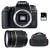 Canon EOS 77D + Tamron SP AF 17-50 f/2.8 XR Di II LD + Bolsa + SD 4Go   2 años de garantía