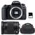 Canon EOS 77D + Sigma 18-300 OS HSM Contemporary + Sac + SD 4Go | Garantie 2 ans