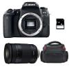 Canon EOS 77D + Tamron 18-400mm f/3.5-6.3 Di II VC HLD + Sac + SD 4Go | Garantie 2 ans