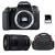 Canon EOS 77D + Tamron 18-400mm f/3.5-6.3 Di II VC HLD + Bag + SD 4Go   2 Years Warranty