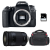 Canon EOS 77D + Tamron 18-400mm f/3.5-6.3 Di II VC HLD + Bolsa + SD 4Go
