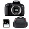 Canon EOS 800D Nu + Sac + SD 4Go | Garantie 2 ans