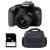 Canon EOS 800D + EF-S 18-55mm f/4-5.6 IS STM + Bolsa + SD 4Go