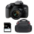 Canon EOS 800D + EF-S 18-55mm f/4-5.6 IS STM + Sac + SD 4Go