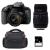 Canon EOS 800D + EF-S 18-55mm f/4-5.6 IS STM + Sigma 70-300 f/4-5,6 APO DG MACRO + Bag + SD 4 Go | 2 Years Warranty
