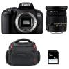 Canon EOS 800D + Sigma 17-50 F2.8 DC OS EX HSM + Sac + SD 4Go | Garantie 2 ans