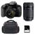 Canon EOS 800D + EF-S 18-55mm f/4-5.6 IS STM + EF-S 55-250 mm f/4-5,6 IS STM + Sac + SD 4Go | Garantie 2 ans