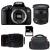 Canon EOS 800D + 17-70 mm f/2,8-4 DC Macro OS HSM Cont. + 70-300 mm f/4-5,6 DG APO Macro  + Bolsa + SD 4 Go | 2 años de garantía