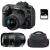 Nikon D7500 + AF-P DX NIKKOR 18-55 mm f/3.5-5.6G VR + AF 70-300 mm f/4-5,6 Di LD Macro 1/2 + Bag + SD 4Go | 2 Years Warranty