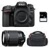 Nikon D7500 + Tamron 18-200 mm F/3.5-6.3 Di II VC + Bag + SD 4Go | 2 Years Warranty