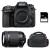 Nikon D7500 + Tamron 18-200 mm F/3.5-6.3 Di II VC + Bolsa + SD 4Go