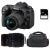 Nikon D7500 + AF-P DX NIKKOR 18-55 mm f/3.5-5.6G VR + Sigma 70-300 mm f/4-5,6 DG APO Macro + Sac + SD 4Go | Garantie 2 ans