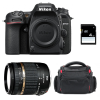 Nikon D7500 + Tamron AF 18-270 mm f/3.5-6.3 Di II VC PZD + Bag + SD 4Go | 2 Years Warranty