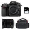 Nikon D7500 + Sigma 17-50 mm f/2,8 DC OS EX HSM + Bolsa + SD 4Go