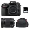 Nikon D7500 + Sigma 18-300 mm f/3,5-6,3 DC OS HSM Contemporary Macro + Sac + SD 4Go