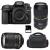 Nikon D7500 + AF-S DX 18-105 mm f/3.5-5.6G ED VR + Tamron SP AF 70-300 mm f/4-5.6 Di VC USD + Sac + SD 4Go