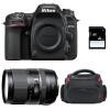 Nikon D7500 + Tamron 16-300mm VC PZD + Bag + SD 4Go   2 Years Warranty