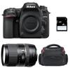 Nikon D7500 + Tamron 16-300mm VC PZD + Sac + SD 4Go | Garantie 2 ans